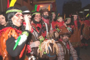 Imatge del Carnaboi de l'any passat // Ajuntament de Sant Boi