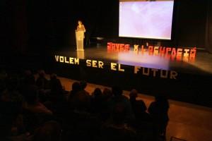 """La presentació del programa """"Joves per l'Ocupació"""" s'ha fet a Can Massallera // Ajuntament de Sant Boi"""