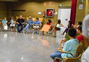 Primer plenari del Consell de la Infància i l'Adolescència de Sant Boi // Ajuntament de Sant Boi
